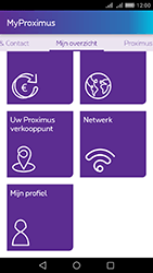 Huawei Y6 II - Applicaties - MyProximus - Stap 17