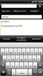 HTC Z715e Sensation XE - E-mail - Envoi d