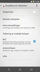 Sony Xperia Z1 4G (C6903) - Internet - Handmatig instellen - Stap 4