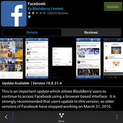 BlackBerry Passport - Applications - Downloading applications - Step 16