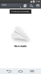 LG G2 mini LTE - Email - Sending an email message - Step 19