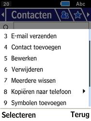 Samsung Xcover 550 (SM-B550H) - Contacten en data - Contacten kopiëren van SIM naar toestel - Stap 5