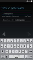 Samsung Galaxy Alpha - Premiers pas - Créer un compte - Étape 13