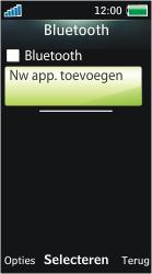 Sony Ericsson U10i Aino - Bluetooth - Headset, carkit verbinding - Stap 6