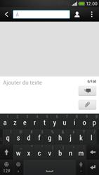HTC Desire 601 - MMS - envoi d'images - Étape 5