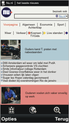 Sony Ericsson U5i Vivaz - Internet - Hoe te internetten - Stap 14