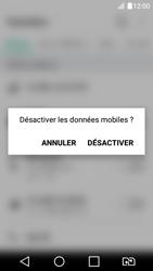 LG K4 2017 - Internet - Activer ou désactiver - Étape 4