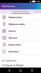 Sony E2303 Xperia M4 Aqua - Applications - MyProximus - Étape 24