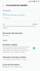 Samsung G925F Galaxy S6 Edge - Android Nougat - Internet - Désactiver les données mobiles - Étape 6