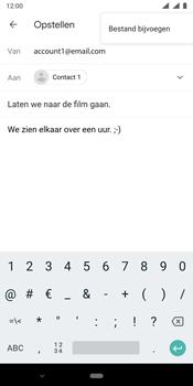 Nokia 9 - E-mail - e-mail versturen - Stap 9