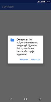 Nokia 7 Plus Dual-SIM (TA-1046) - Contacten en data - Contacten overzetten via Bluetooth - Stap 8