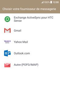HTC Desire 825 - E-mails - Ajouter ou modifier votre compte Outlook - Étape 5