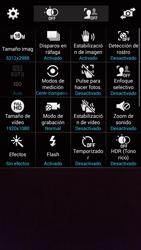 Samsung G900F Galaxy S5 - Funciones básicas - Uso de la camára - Paso 8