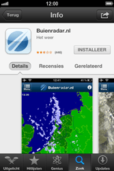 Apple iPhone 4 (iOS 6) - apps - app store gebruiken - stap 14