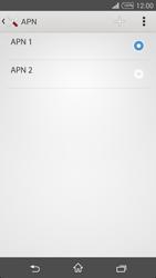 Sony Xperia T3 - Internet - Configuration manuelle - Étape 16