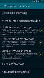 Samsung G900F Galaxy S5 - Chamadas - Como bloquear chamadas de um número específico - Etapa 7