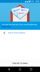 Wiko U-Feel Lite - E-mail - Manual configuration (gmail) - Step 5