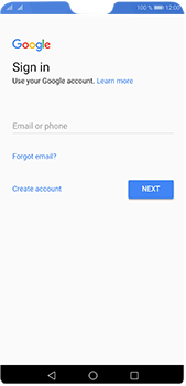 Huawei P20 Pro - E-mail - Manual configuration (gmail) - Step 8
