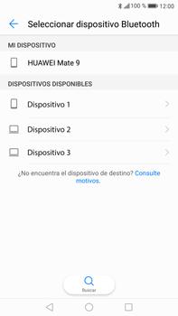 Huawei Mate 9 - Bluetooth - Transferir archivos a través de Bluetooth - Paso 10