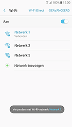 Samsung Galaxy A5 (2017) (SM-A520F) - WiFi - Handmatig instellen - Stap 9