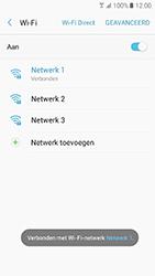 Samsung Galaxy A5 (2017) - Wifi - handmatig instellen - Stap 8