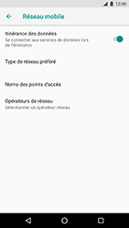 LG Nexus 5X - Android Oreo - Internet - Désactiver du roaming de données - Étape 6