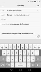 Huawei GT3 - E-mail - Hoe te versturen - Stap 10