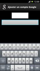 Sony Ericsson Xpéria Arc - Premiers pas - Créer un compte - Étape 25