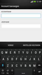 HTC Desire 601 - E-mail - Handmatig instellen - Stap 21