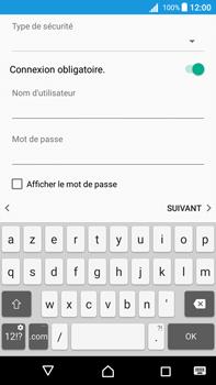 Sony Xperia Z5 Premium (E6853) - Android Nougat - E-mail - Configuration manuelle - Étape 17