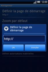 Sony Ericsson Xperia X8 - Internet - Configuration manuelle - Étape 17