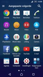Sony Xperia Z3+ (E6553) - E-mail - Handmatig instellen - Stap 3