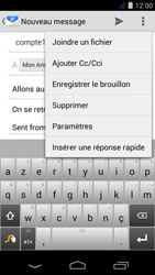 Acer Liquid Jade S - E-mail - envoyer un e-mail - Étape 9