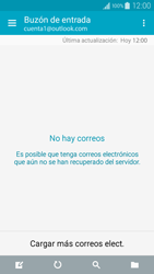 Samsung Galaxy A3 - E-mail - Configurar Outlook.com - Paso 4