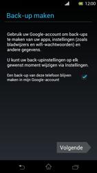 Sony LT30p Xperia T - Applicaties - Applicaties downloaden - Stap 13