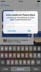 Apple iPhone 5s iOS 10 - Aplicaciones - Tienda de aplicaciones - Paso 25