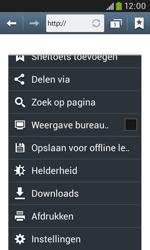 Samsung Galaxy Trend Plus (S7580) - Internet - Handmatig instellen - Stap 22