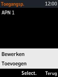 Nokia 3310 3G (TA-1022) - Internet - Handmatig instellen - Stap 11