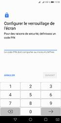 Huawei Y5 (2018) - Sécuriser votre mobile - Activer le code de verrouillage - Étape 6