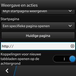 BlackBerry Q10 - Internet - handmatig instellen - Stap 21