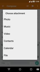 Wiko Rainbow Jam - Dual SIM - E-mail - Sending emails - Step 9