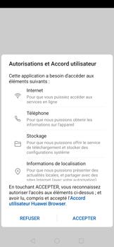 Huawei P30 Pro - Internet - navigation sur Internet - Étape 4