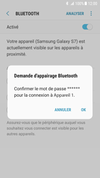 Samsung Galaxy S7 - Android Nougat - Bluetooth - connexion Bluetooth - Étape 10