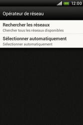 HTC A320e Desire C - Réseau - utilisation à l'étranger - Étape 9
