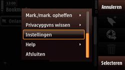 Nokia N97 Mini - Internet - Handmatig instellen - Stap 19