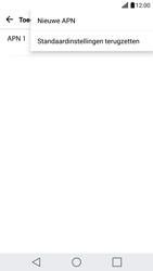 LG G5 - Internet - Handmatig instellen - Stap 8