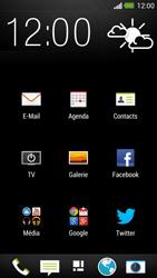 HTC One - E-mails - Envoyer un e-mail - Étape 3