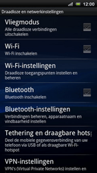 Sony Ericsson Xperia Play - Bluetooth - Headset, carkit verbinding - Stap 5