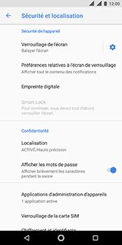 Nokia 5.1 - Sécurité - activéz le code PIN de l'appareil - Étape 5