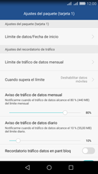 Huawei Huawei Y6 - Internet - Ver uso de datos - Paso 11